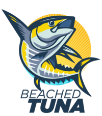 beached tuna logo
